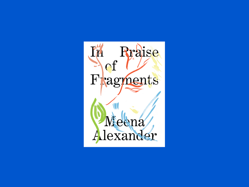 Image of In Praise of Fragments, Meena Alexander