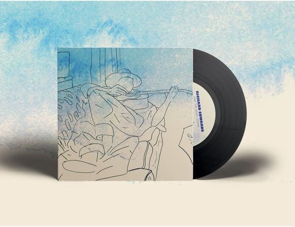"Image of ""Sandra's Stuff"" 7"" vinyl"