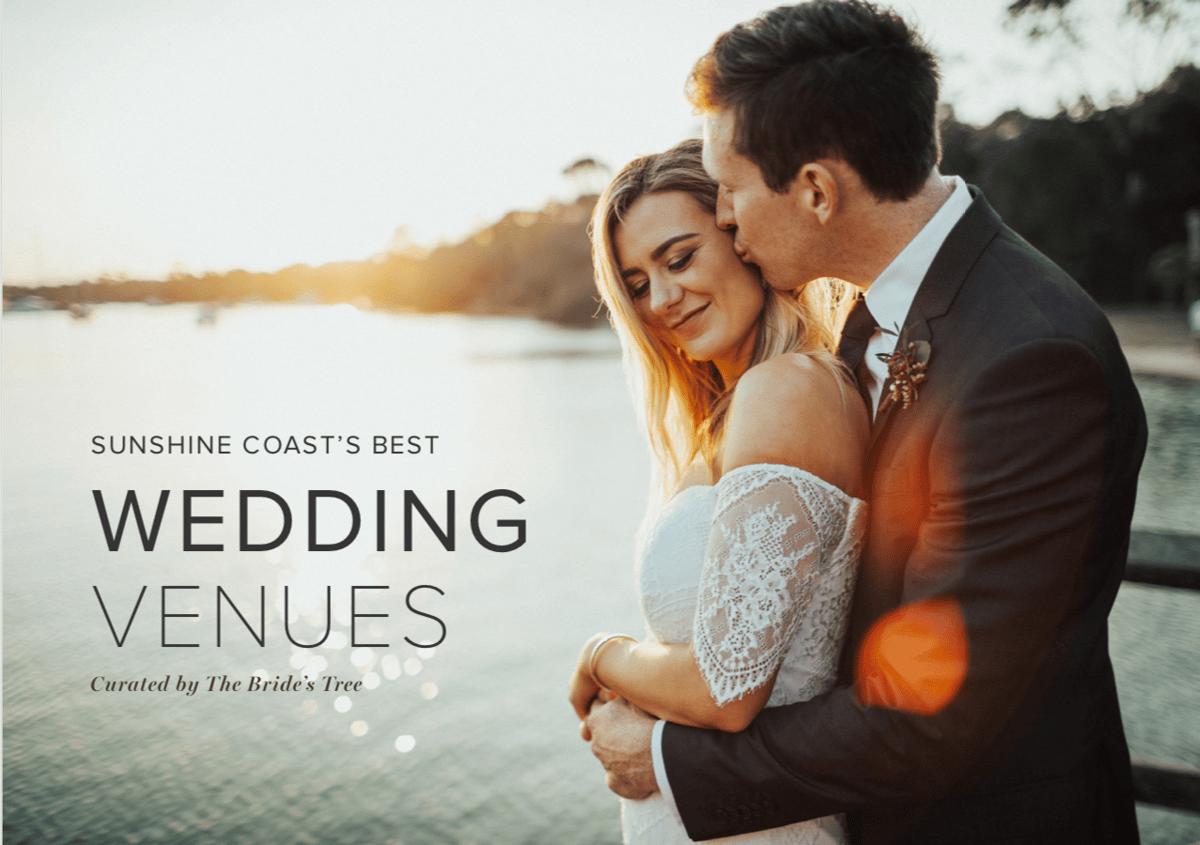 Image of Sunshine Coast's Best Wedding Venues Ebook - 2020/2021 EDITION