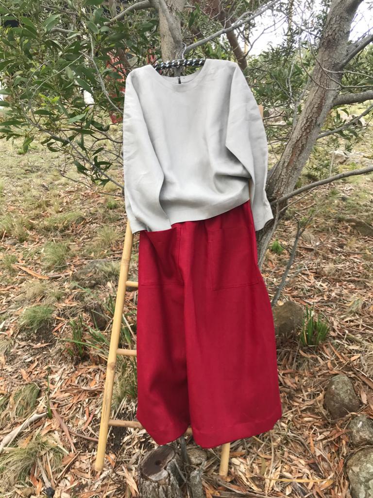 Image of Wren Top - Long Sleeve