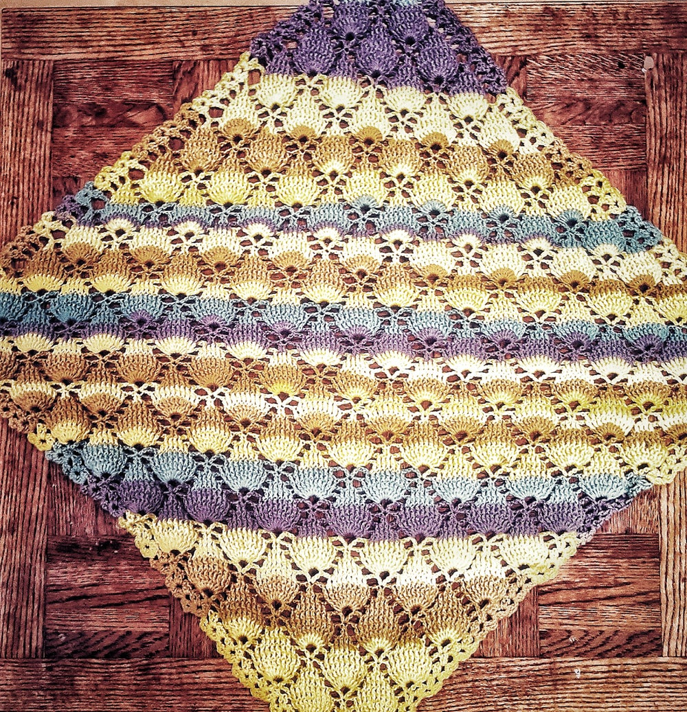 Image of Bonnie Baby Beachy Blanket
