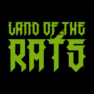 "Land of the Rats ""Logo"" shirt"