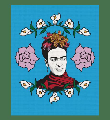 Frida Turquoise