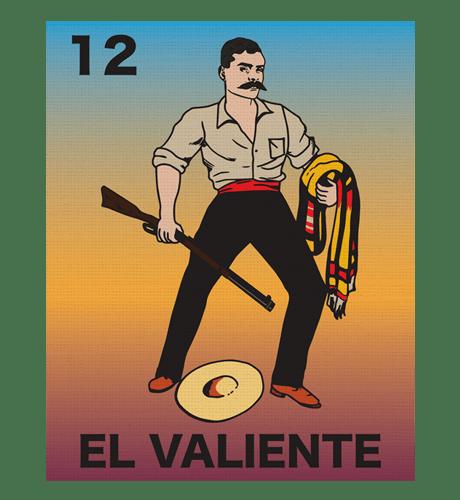 El Valiente (Zapata)