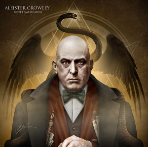 Image of ALEISTER CROWLEY