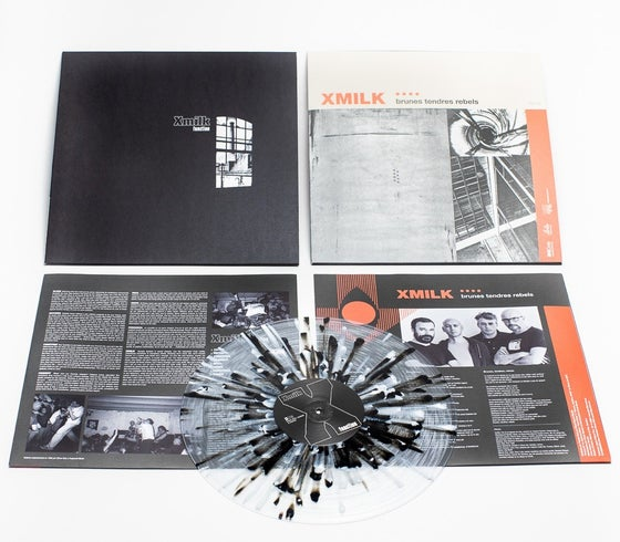 "Image of PRE-ORDER NOW! LADV139 - XMILK ""function"" LP REISSUE"