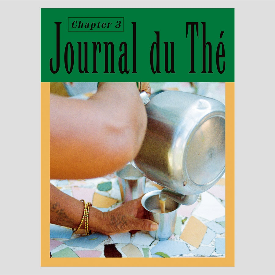 "Image of <span style=""color: #f4cccc;""> NEW</span> Journal du Thé - Contemporary Tea Culture, Chapter 3"