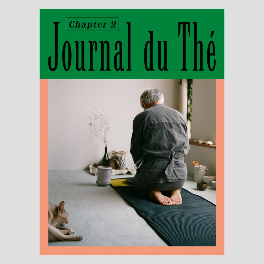 Image of Journal du Thé - Contemporary Tea Culture, Chapter 2