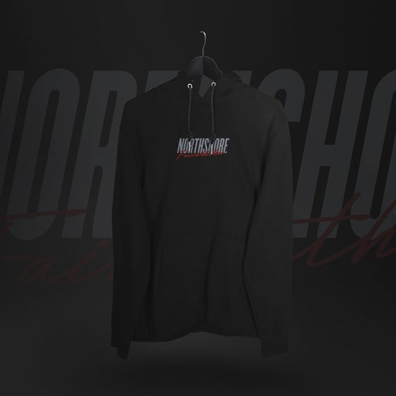 "Image of ""Fairweather"" Embroidered Hoodie"