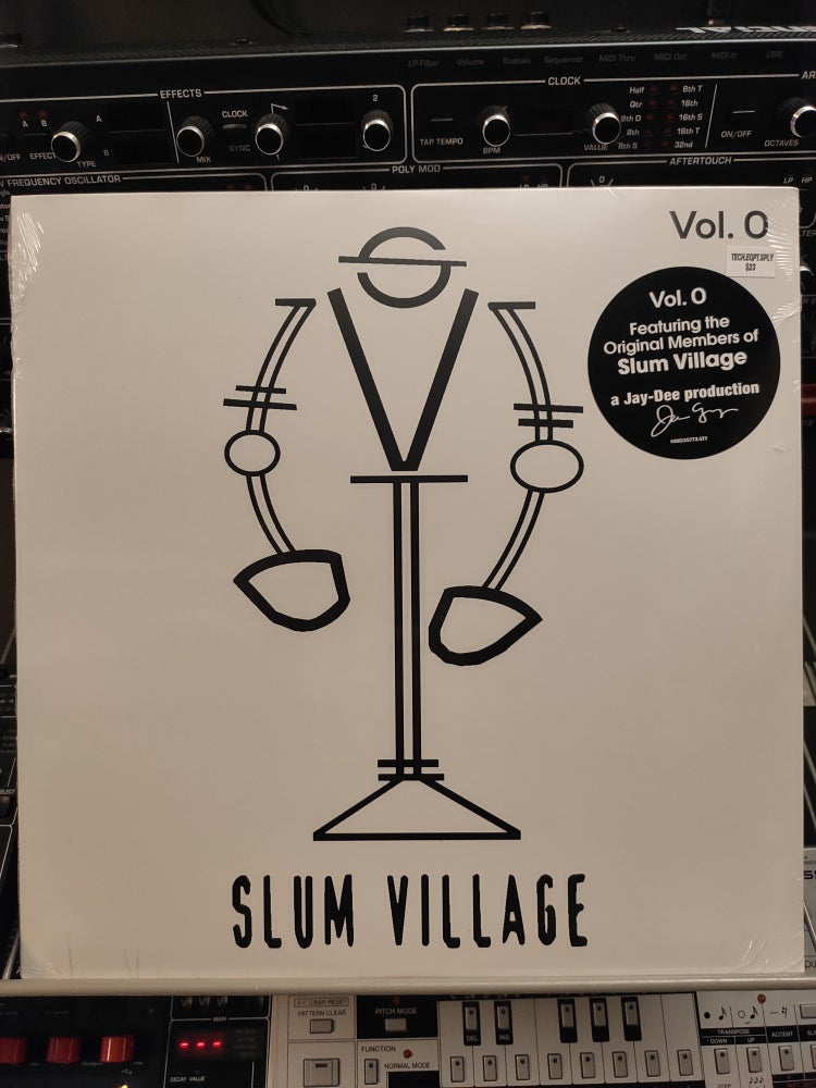 Image of Slum Village ‎– Slum Village Vol. 0