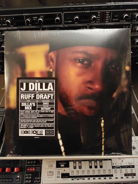 Image of J Dilla – Ruff Draft: Dilla's Mix