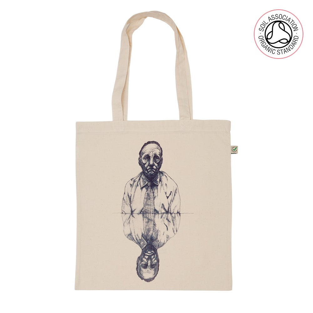 Scientist Tote Shopping Bag (Organic)