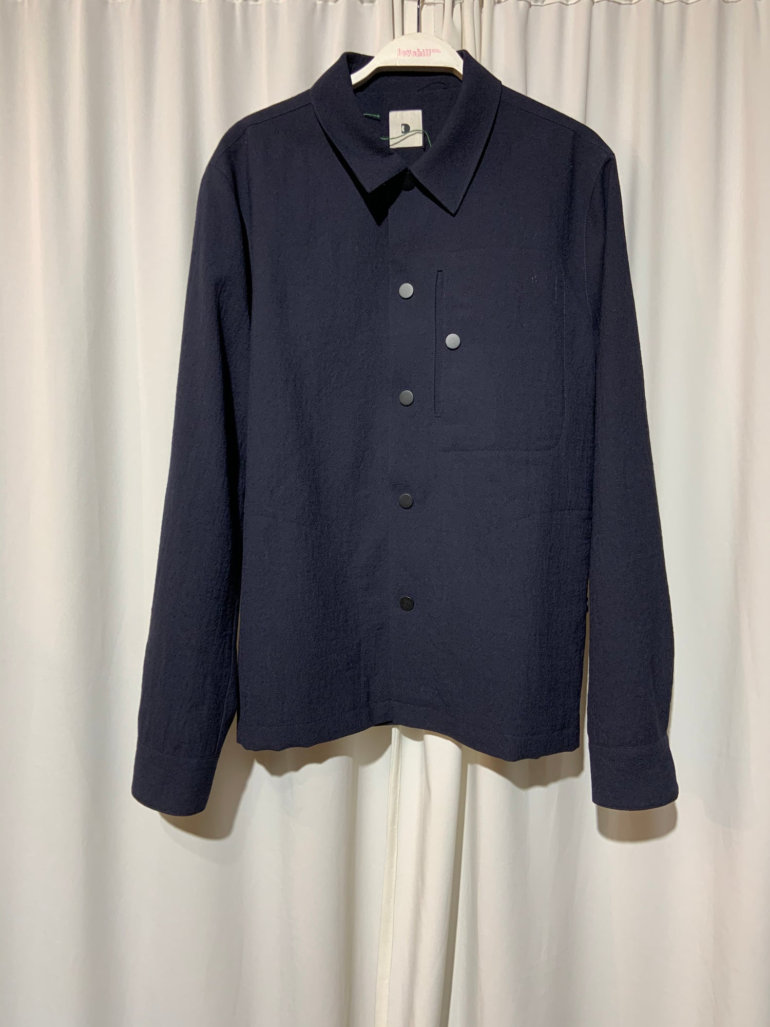 Image of DELKATESSEN Jacket Navy