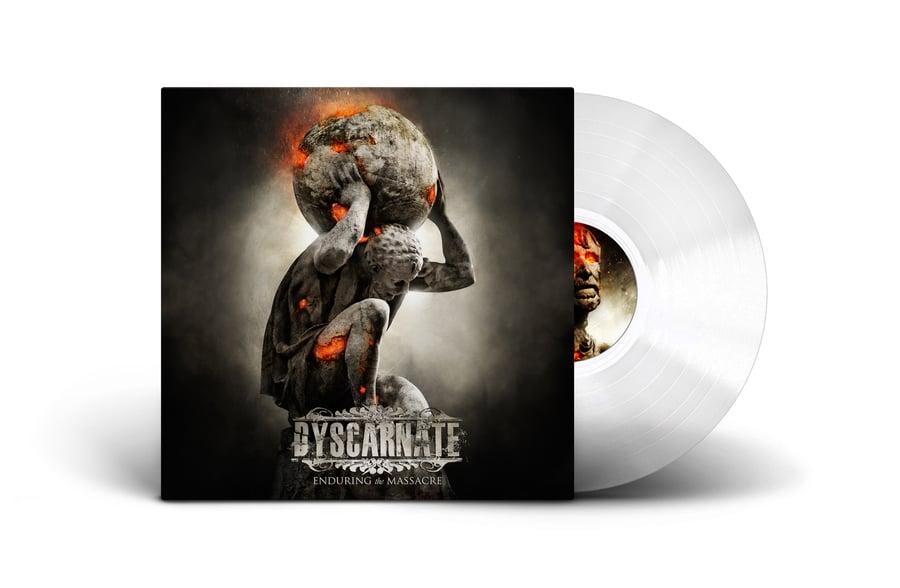 "Image of Enduring The Massacre | Clear 12"" Vinyl"