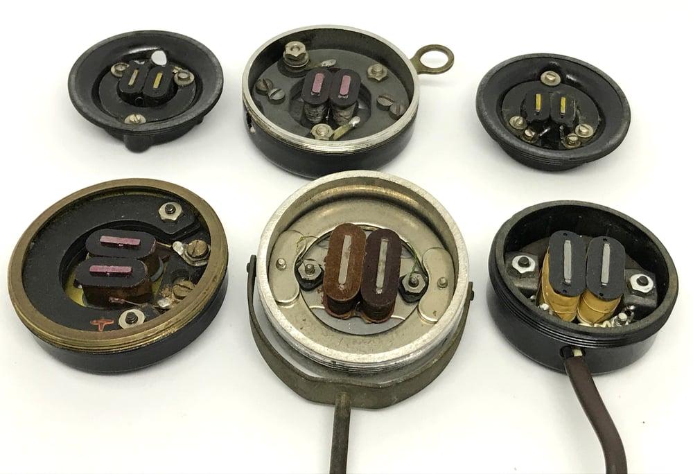 Image of Pre-War Humbucker!  Tested Radio Element