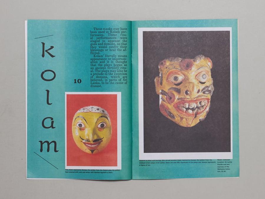 Image of Petit Oiseau Publication Set - Poetic Pastel Press