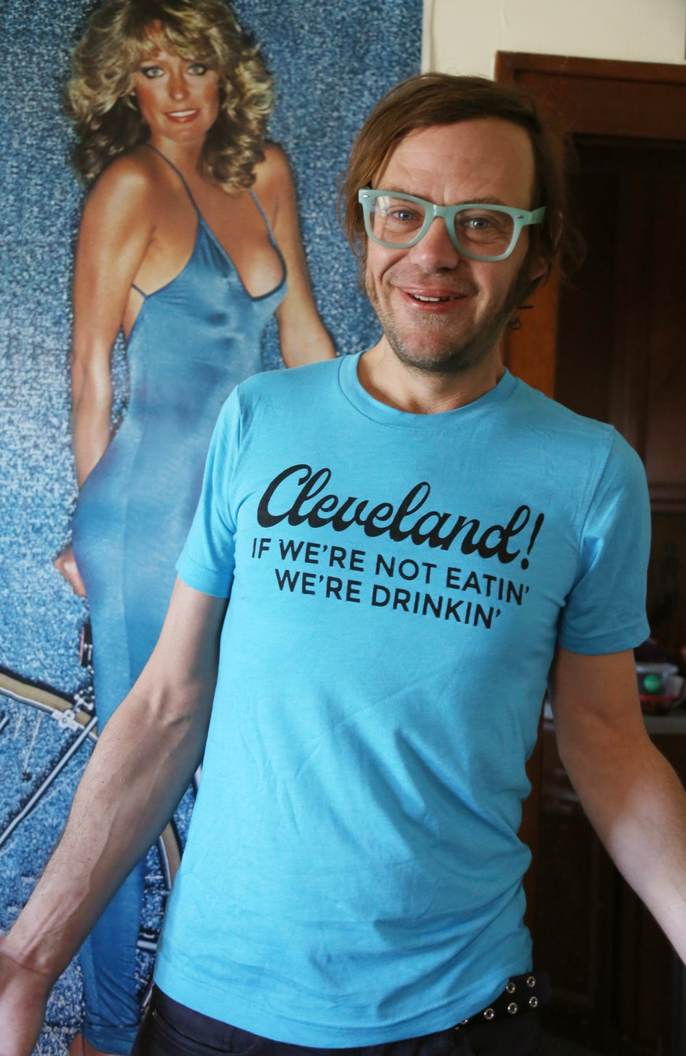 Cleveland! If We're Not Eatin', We're Drinkin'