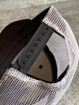 Image of Navy/white LFOD Cursive Hat