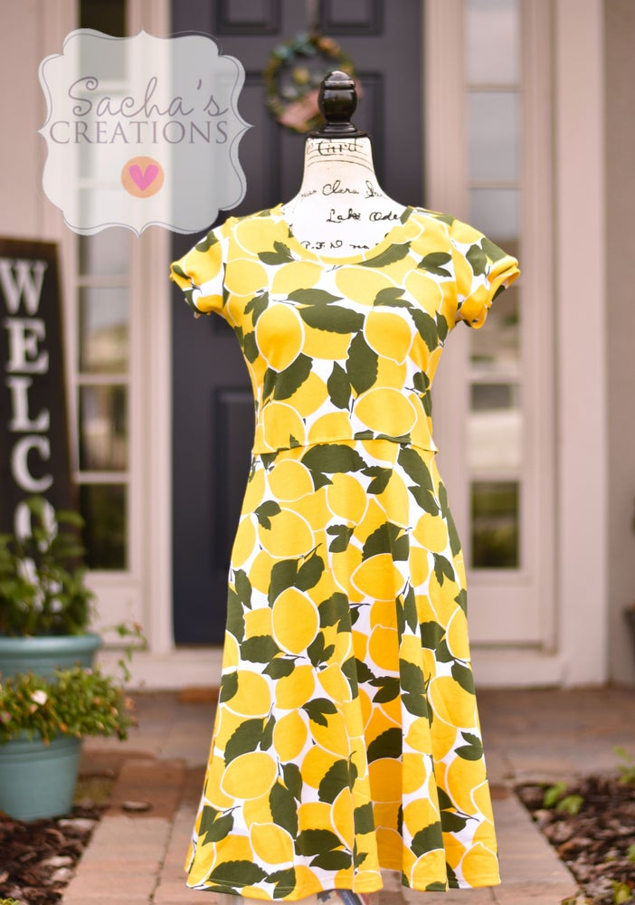 Image of Women's Make Lemonade Dress