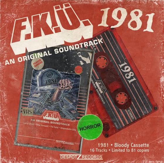 Image of F.K.Ü - 1981 (Cassette)
