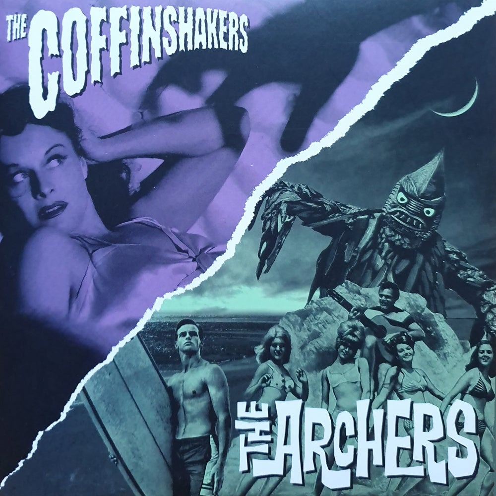 The Coffinshakers Vs The Archers
