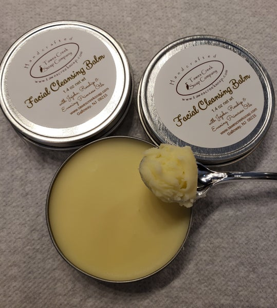 Image of Facial Cleansing Balm (and Make Up Remover)