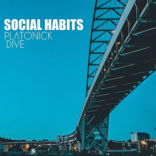 "Image of Platonick Dive - ""Social Habits"" (2018)"