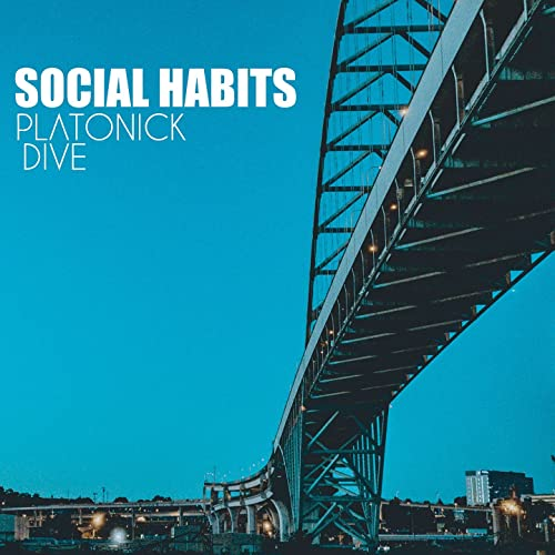 "Image of Platonick Dive - ""Social Habits"" (2018)"