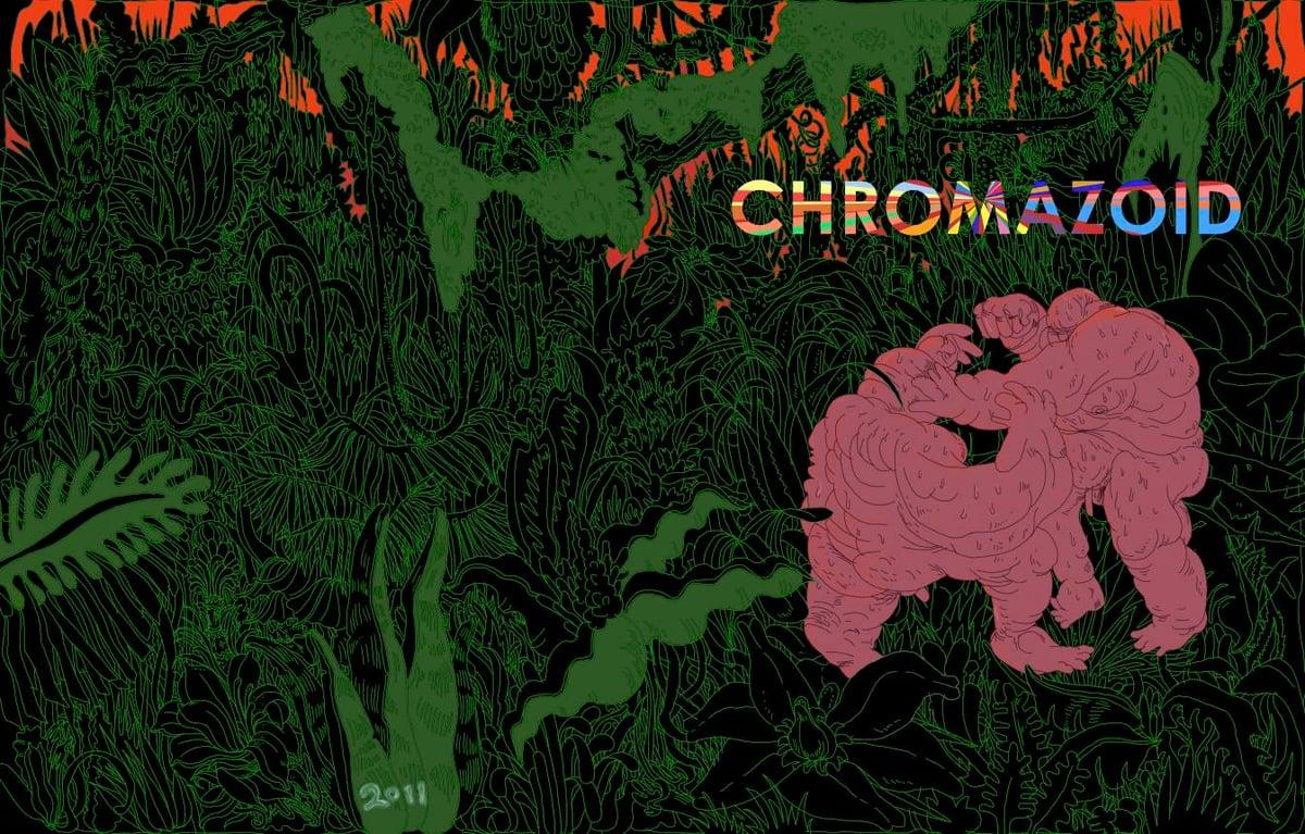 Chromazoid #1 Comics and Mix Tape Anthology