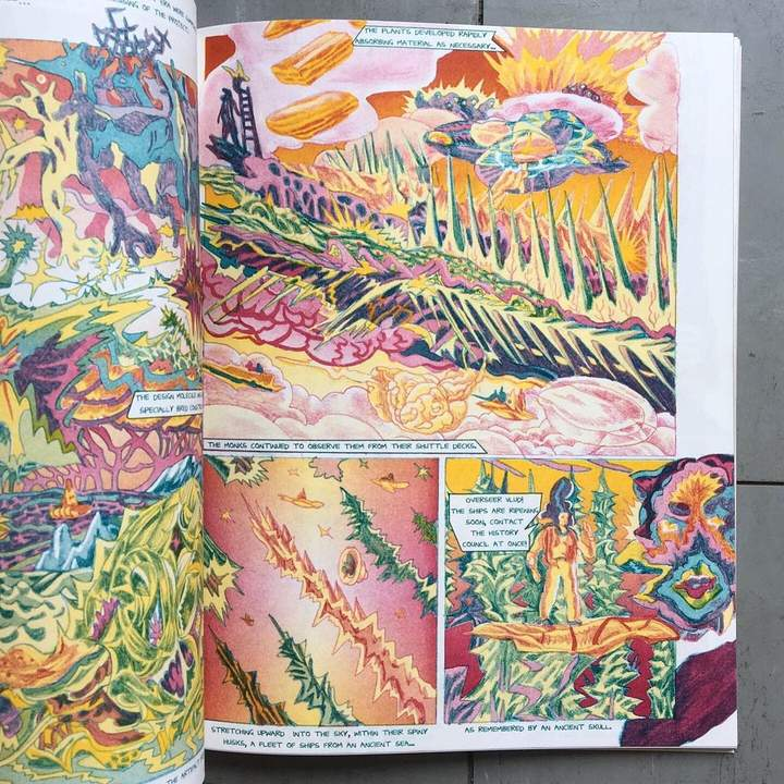 Colorama Clubhouse #13, Full Color International Comics Anthology from Berlin