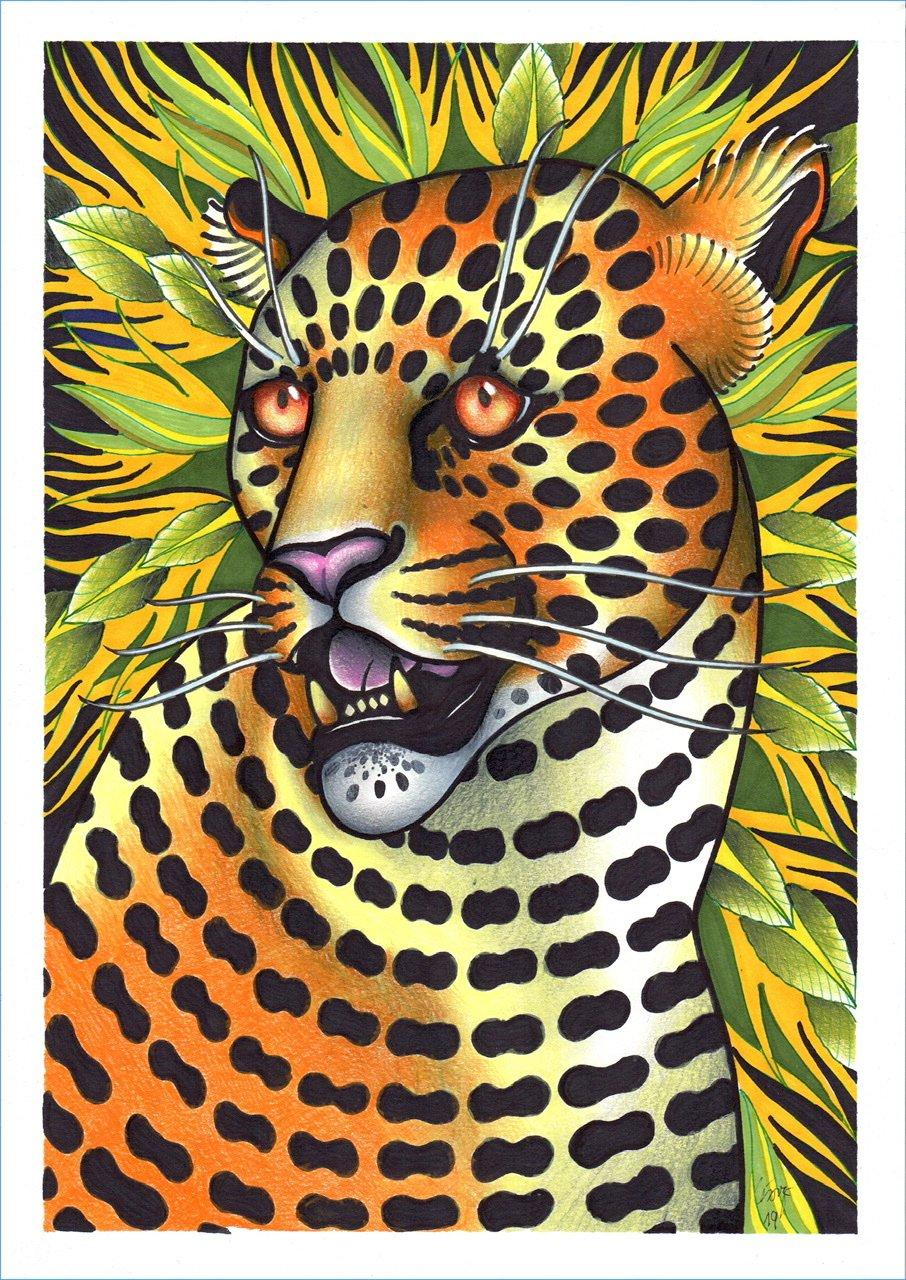 Image of Jaguar Jaw