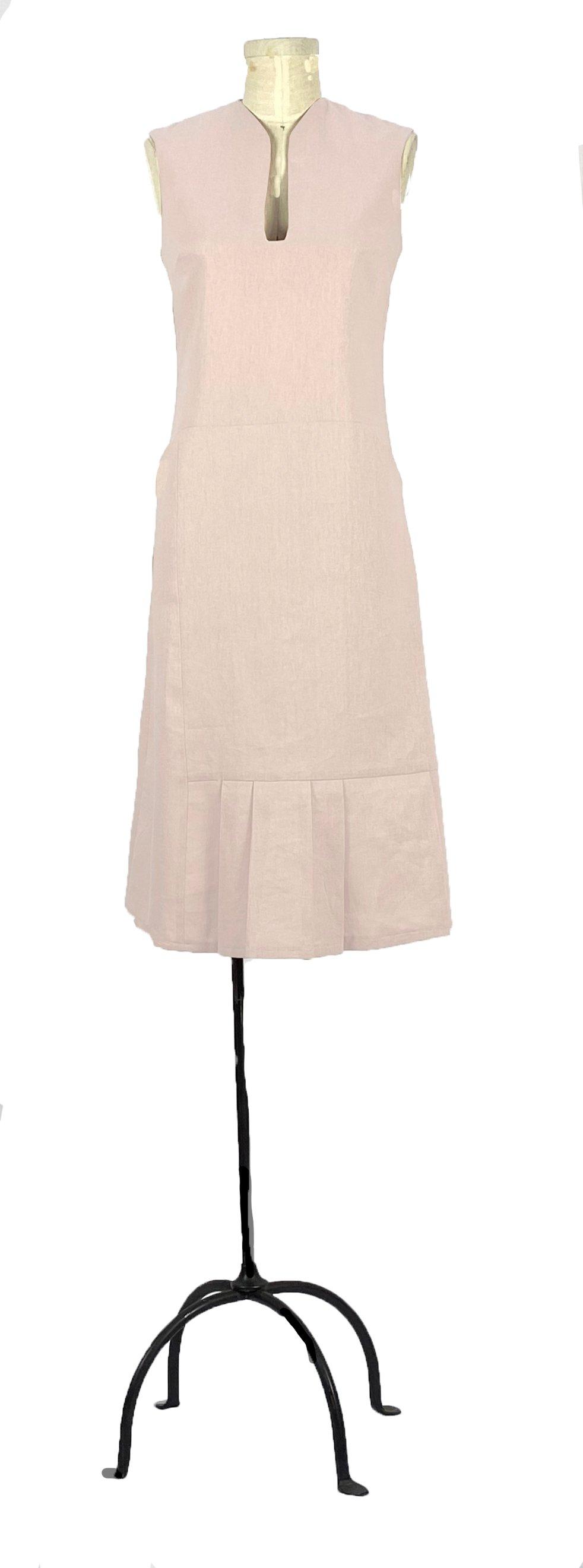 Image of harding dress blush