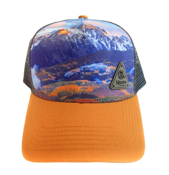 Image of MBC Mountain Peak Trucker Hat