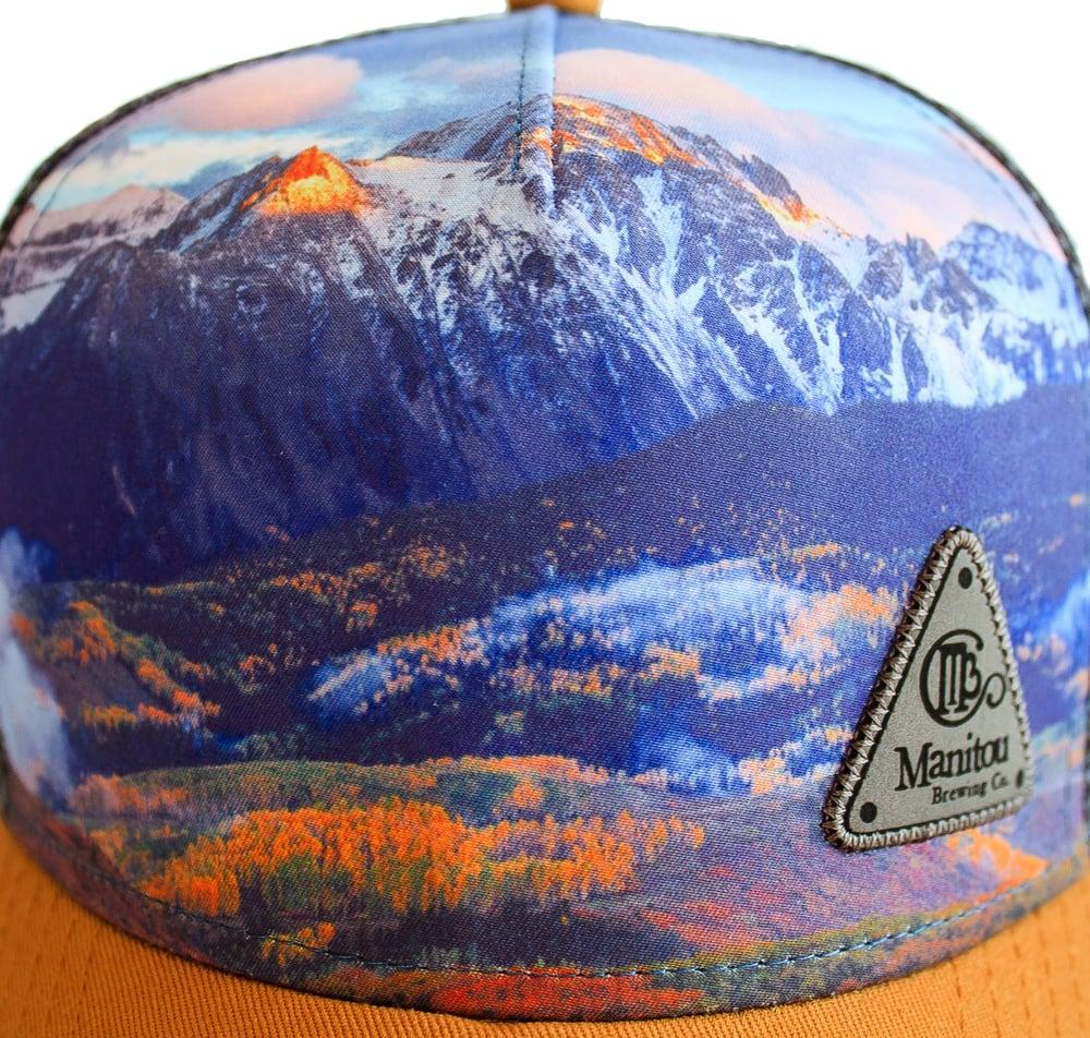 Image of MBC Mountain Peak Trucker Hat
