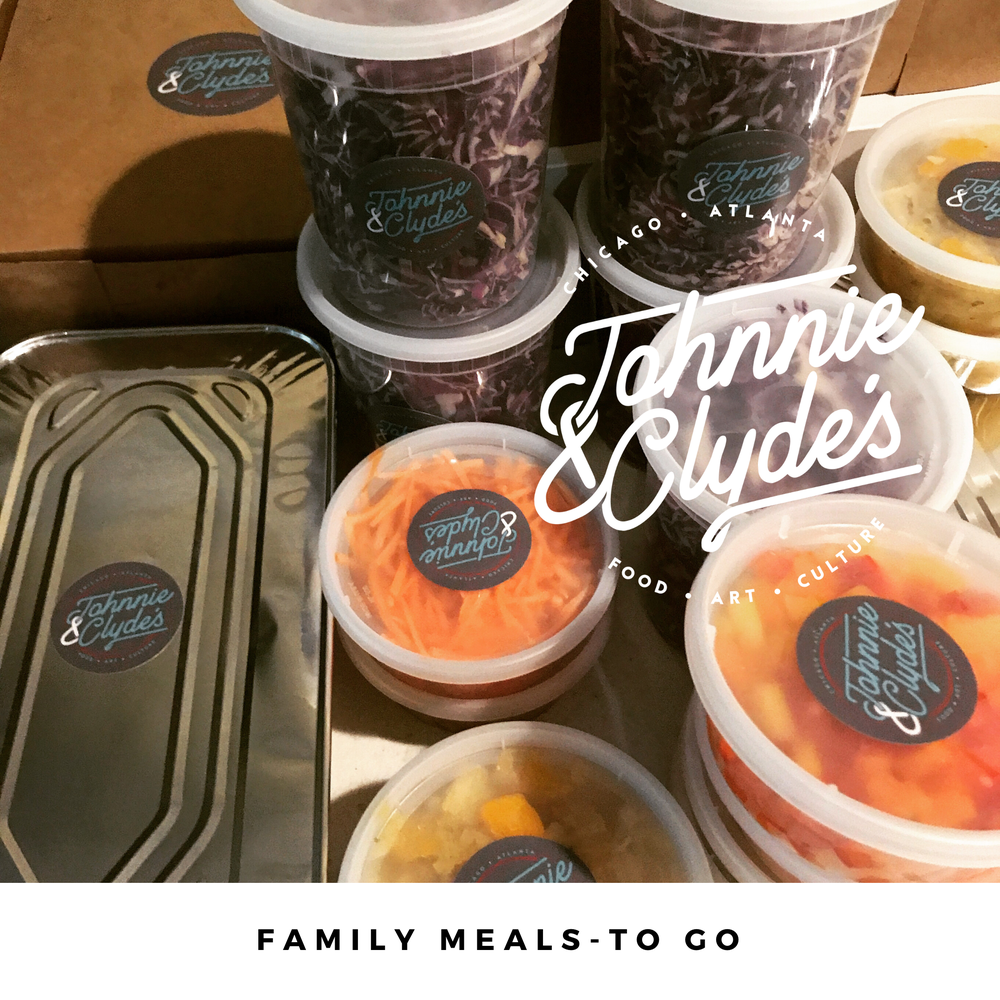 Image of FAMILY MEALS- LOCAL PICK UP