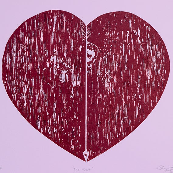 Image of Big Heart - by Shawn Lotze