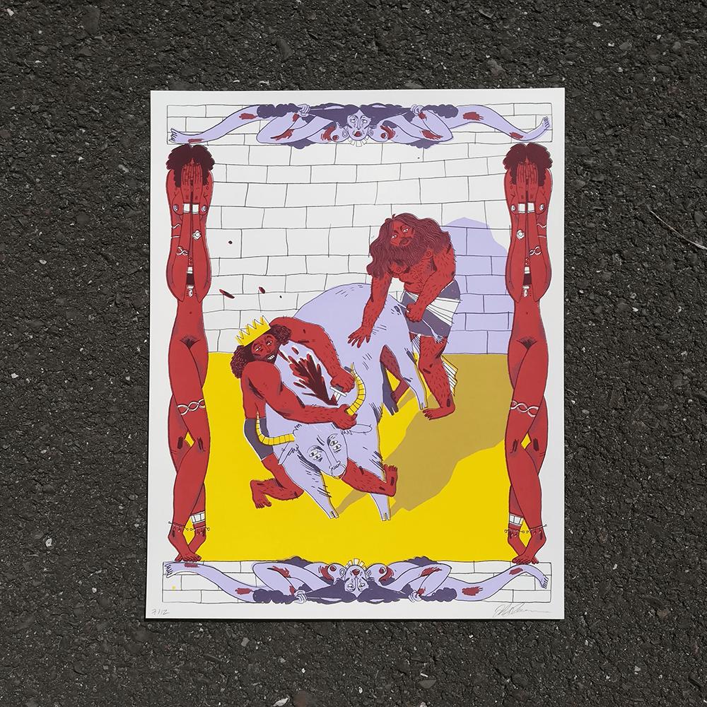 Image of The Bull of Heaven MISPRINT SALE