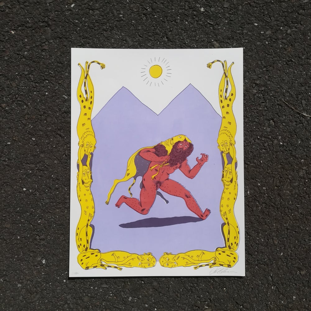 Image of The Wanderings of Gilgamesh MISPRINT SALE