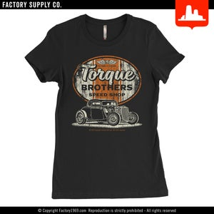 Torque Brothers TB049 - '33 Ford hot rod • W