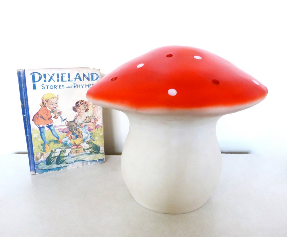 Image of Large Toadstool Lamp