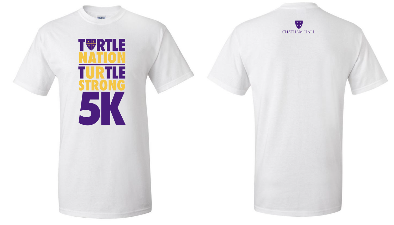 Image of Turtle Strong 5K Tshirt