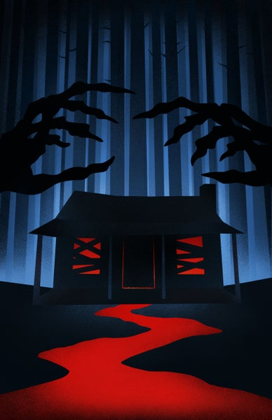 Image of EVIL CABIN