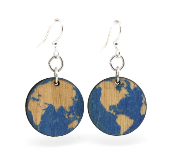 Image of Earth Earrings