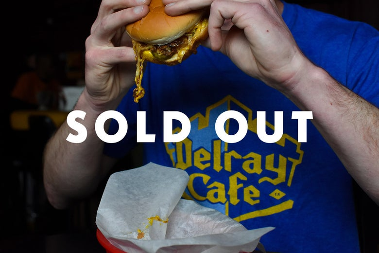 Image of Delray / White Castle Tee