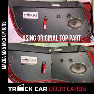 Image of Mazda MX5 - MK3 Full Door - Using Original Top Piece