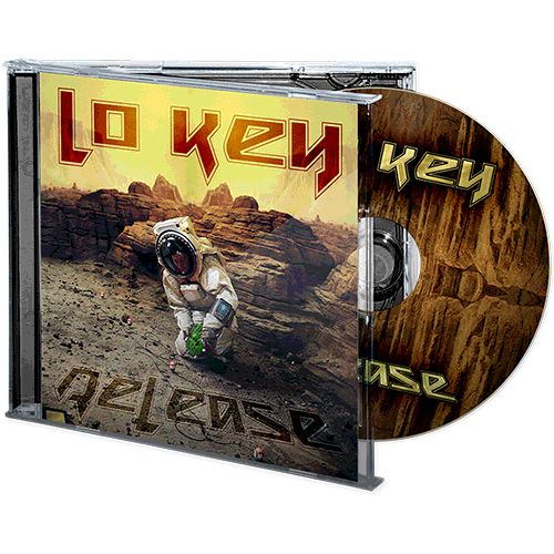 "Image of Lo Key ""RELEASE"" CD"