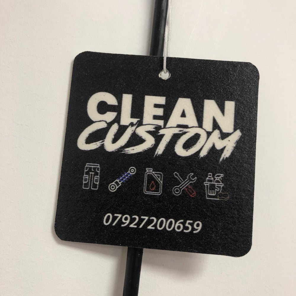 Image of CleanCustom Air Fresheners