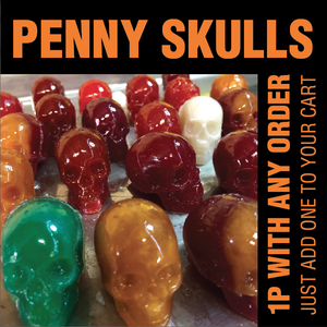 Image of PENNY SKULLS