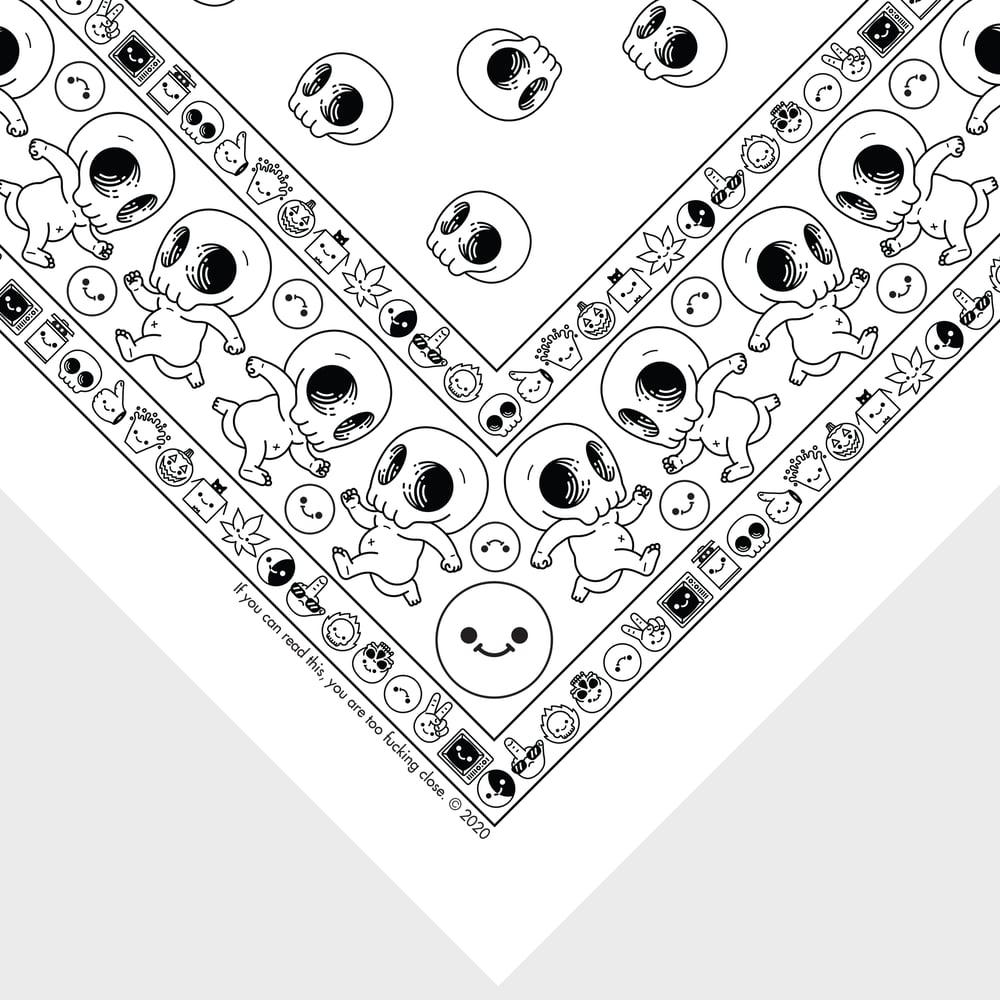 Image of Skully Bandana 3-pack
