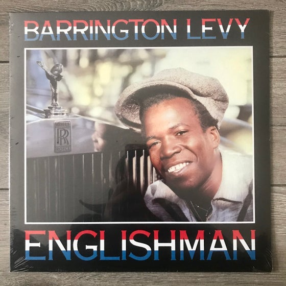 Image of Barrington Levy - Englishman Vinyl LP